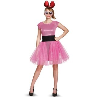 Disguise Blossom Deluxe Teen/Adult Costume - Pink