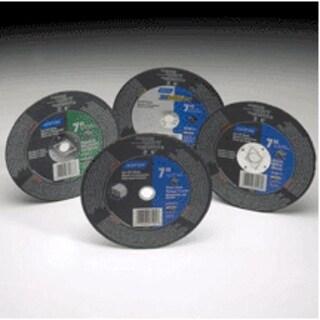 "Norton 89097 Circular Saw Reinforced Cut-Off Aluminum Oxide Blade, 7"" x 1/8"""