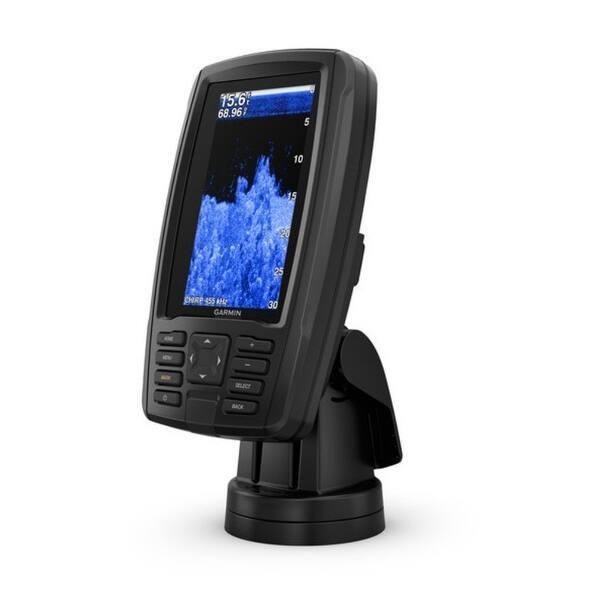 Garmin ECHOMAP Plus 44cv 4.3 Inch Fishfinder w//GT20-TM Transducer 010-01886-05