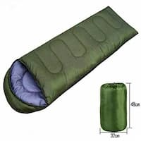 North 49 Muskoka 190 Ultra Compact Rectangular Sleeping Bag 10C
