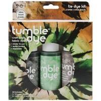 Camo - Tumble Dye Craft & Fabric Tie-Dye Kit 2Oz 3/Pkg