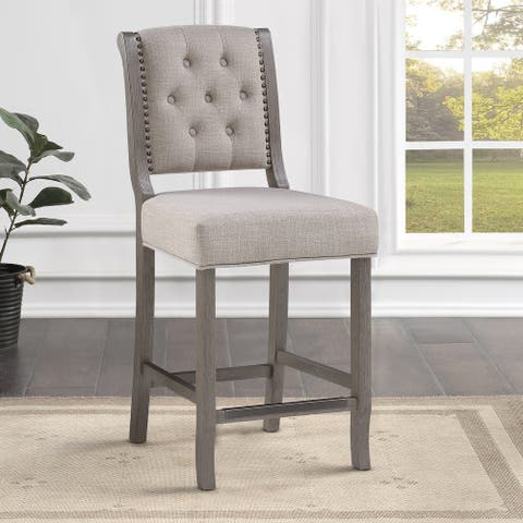 Kaplan Stationary Counter Stool by Greyson Living