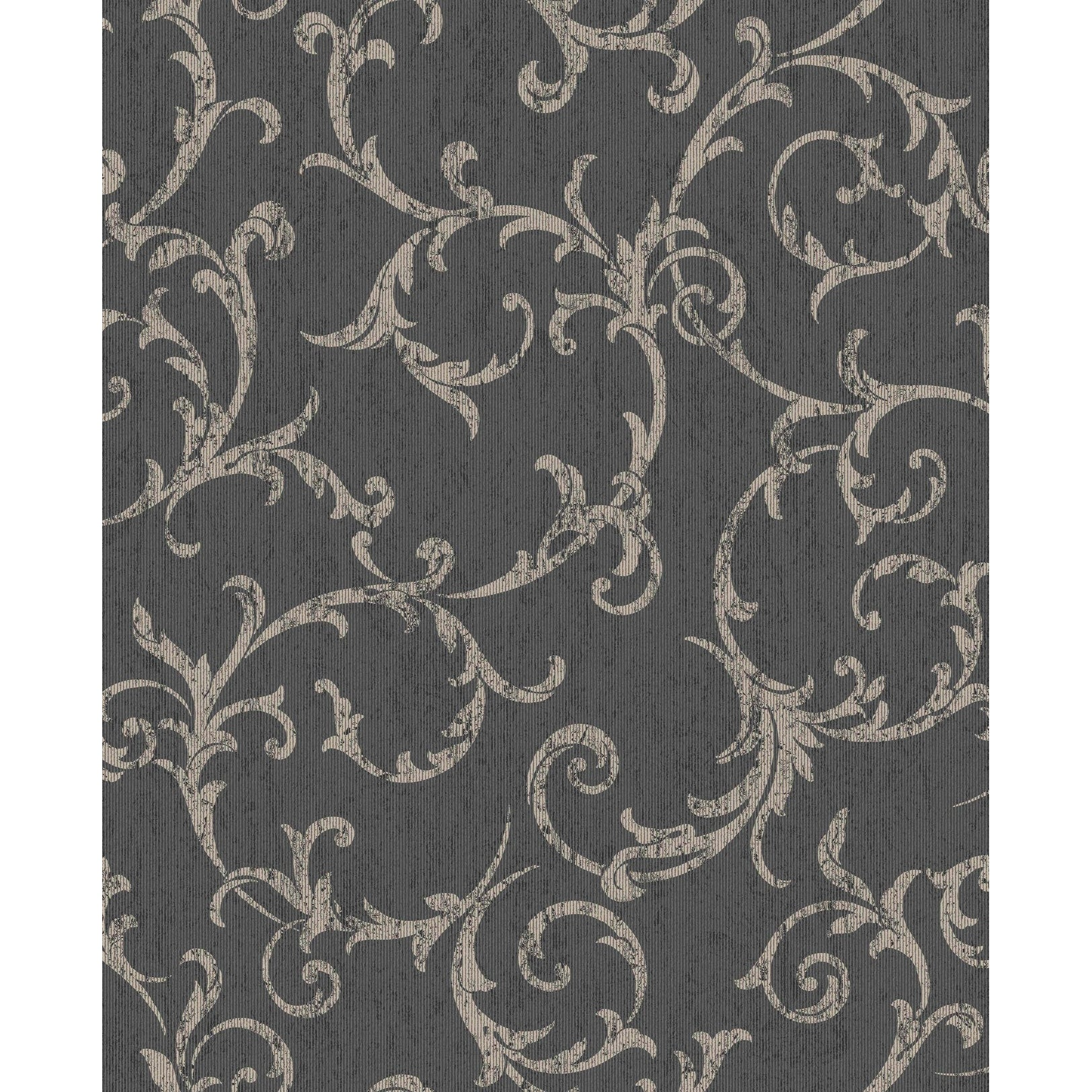 Shop Graham And Brown 104963 Enchanting Scroll Motif Non Pasted