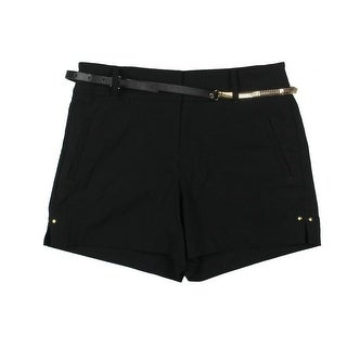Design For All Womens Casual Shorts Stretch - 6