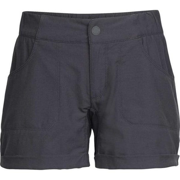 0a1a3a4fa8d Shop Icebreaker Women's Connection Short Monsoon - Free Shipping Today -  Overstock - 21555455