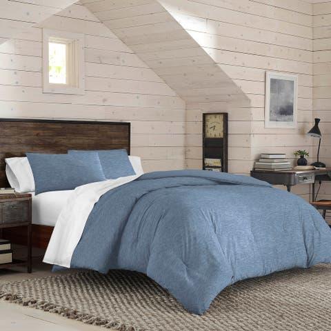 IZOD Kai Chambray Comforter Set