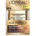 L'Oreal Paris Age Perfect Cell Renewal Day Cream Moisturizer 1.7 oz - Thumbnail 0