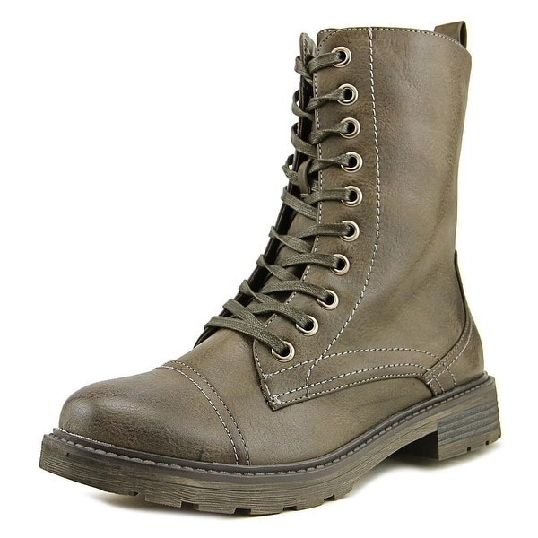 Wanderlust Holly Women Grey Boots