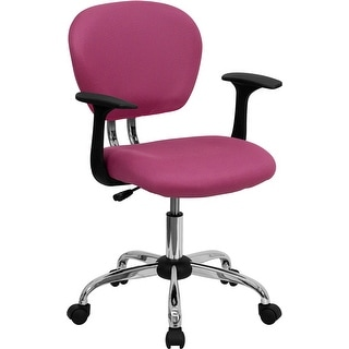 pink office & conference room chairs - shop the best deals for sep