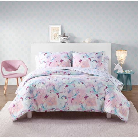 Heritage Club Magical Unicorn Bed in a Bag Set