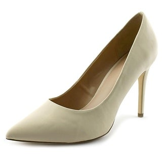 Mix No 6 Lill Women  Pointed Toe Synthetic Nude Heels