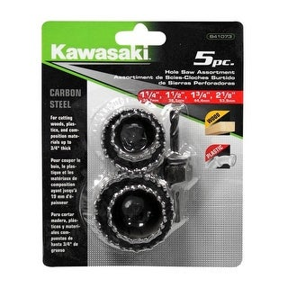 Kawasaki? 5 pc Hole Saw Set - 841073