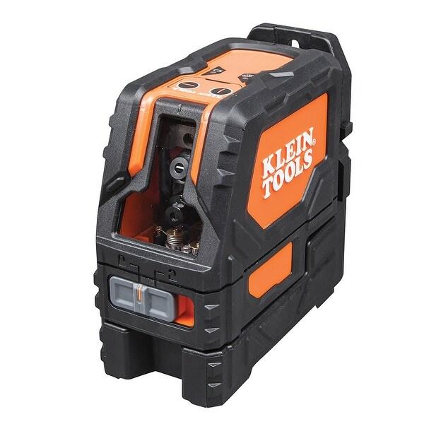 Klein tools cross line laser level