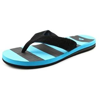 Quiksilver Carver Switch Men Open Toe Synthetic Flip Flop Sandal