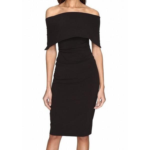 Shop Vince Camuto New Black Women S 12 Off Shoulder