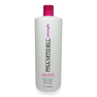 Paul Mitchell Super Strong Daily Shampoo 33.8 oz