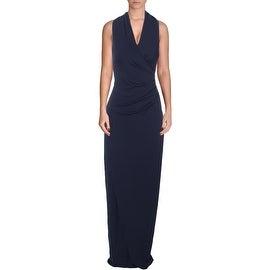 Nicole Miller Womens Sleeveless Full-Length Formal Dress