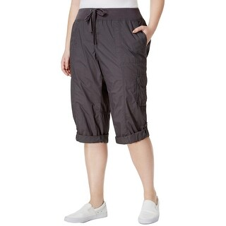 Calvin Klein Performance Womens Cargo Shorts Fitness Comfort Waist (3 options available)