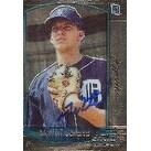 Matt Wheatland Detroit Tigers 2000 Bowman Chrome Autographed Card Rookie Card This item comes wit