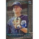 Matt Wheatland Detroit Tigers 2000 Bowman Chrome Autographed Card Rookie Card This item comes wit