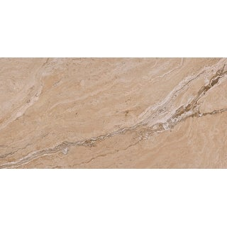 "MSI NVEZ1632  Vezio - 32"" x 16"" Rectangle Floor Tile - Matte Visual - Sold by Carton (10.668 SF/Carton) - Beige"