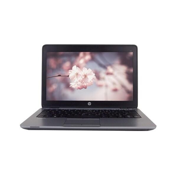 """HP EliteBook 820 G1 Intel Core i5-4300U 1.9GHz 4GB RAM 128GB SSD 12.5"""" Win 10 Pro Laptop (Refurbished B Grade)"""
