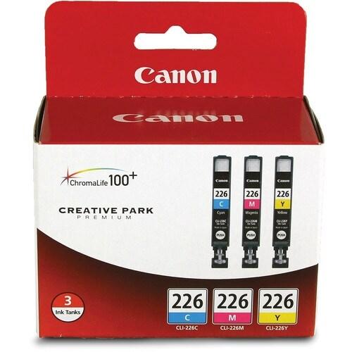 """Canon CLI3 Ink Cartridge - 3 Pack Ink Cartridge"""