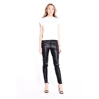 Apollovegan Leather Pant (Option: Xxs)