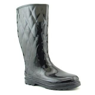 Dirty Laundry Rain Women Round Toe Synthetic Rain Boot