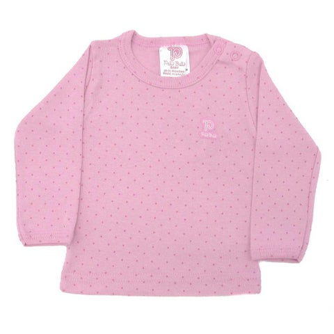 Baby Shirt Unisex Infants Long Sleeve Tee Pulla Bulla Sizes 0-18 Months