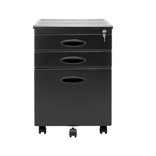 Offex File Cabinet - Black