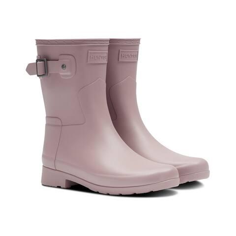 Hunter Original Refined Short Boot
