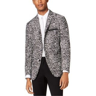 Link to I-N-C Mens Morse Two Button Blazer Jacket Similar Items in Sportcoats & Blazers