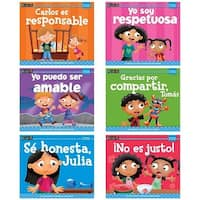 Newmark Learning  I Get Along W Other Spanish, Pack of 6 Book