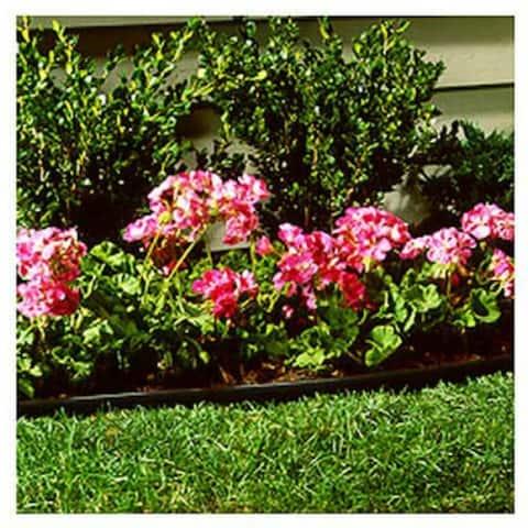 SuncastA PRO60 Professional-Grade Lawn Edging, Black, 60'