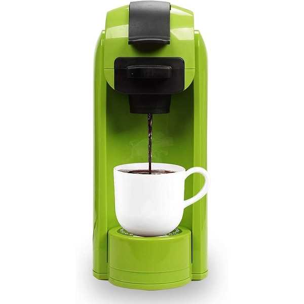 Caynel Single Serve K-Cup Pod Coffeer Maker,6 to 14 oz. Opens flyout.