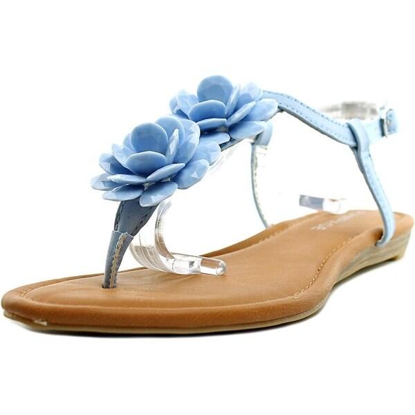 Rampage Dandylion   Open-Toe Synthetic  Slingback Sandal