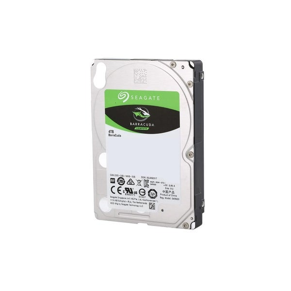 "Seagate Barracuda St4000lm024 2.5"" 4Tb 5400 Rpm Sata 6Gb/S 128Mb Cache Hdd"