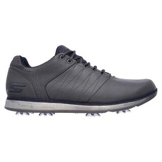 Skechers Men's GO GOLF PRO 2 Charcoal/Navy Golf Shoes 54509/CCNV