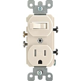 Leviton Ltal Tamp Outlet/Switch