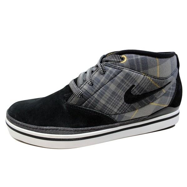 Nike Men's Brazen Light Charcoal/Black-Solar Flare 407715-004 Size 9