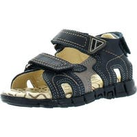 Primigi Boys Flingh Leather European Sandals - Blue