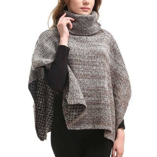 Mad Style Cowl Neck Capote Cape