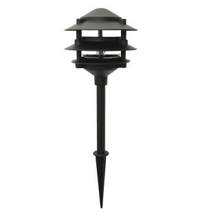 Moonrays 95725 Low Voltage Pagoda Light, 11 Watt|https://ak1.ostkcdn.com/images/products/is/images/direct/4870ebf559a73555c8772ae8251e1a514795288b/Moonrays-95725-Low-Voltage-Pagoda-Light%2C-11-Watt.jpg?_ostk_perf_=percv&impolicy=medium