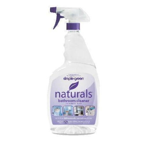Simple Green 3110000612303 Naturals Bathroom Cleaner, 24 Oz