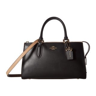 a9724225 COACH Color Block Selena Bond Bag | Overstock.com Shopping - The Best Deals  on Leather Bags