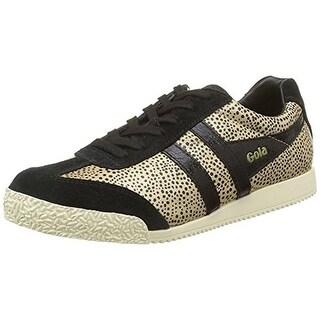 Gola Womens Harrier Safari Fashion Sneakers Casual Leather