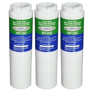 Replacement Water Filter For KitchenAid 67003523-750 Refrigerator Water Filter by Aqua Fresh (3 Pack)