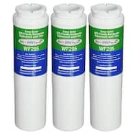 Replacement Water Filter For Whirlpool Filter 4 Refrigerator Water Filter by Aqua Fresh (3 Pack)