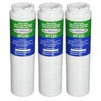 Replacement Water Filter For Whirlpool GI6FARXXB07 Refrigerator Water Filter by Aqua Fresh (3 Pack)